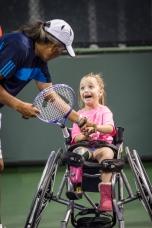 Wheelchair Tennis - Mckenzie